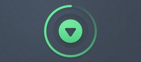 android circular progress bar in kotlin