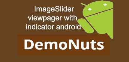 image slider with slideshow using viewpager android