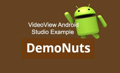 Android Videoview Tutorial With Example Programmatically In