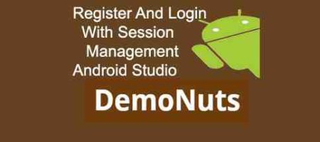 android login and registration