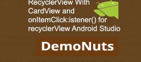 RecyclerView Checkbox