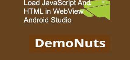 android webview html javascript