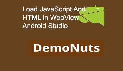 Android Load HTML And JavaScript In Webview From Assets