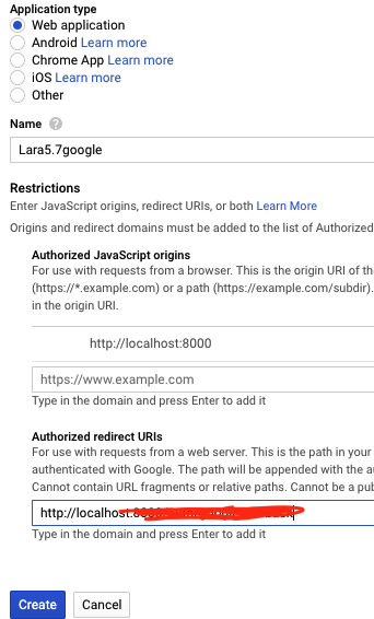 Laravel Google Login Socialite Tutorial With Example